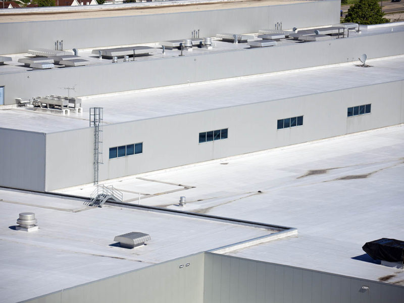 commercial roofing system, T and G Roofing in Florida and California